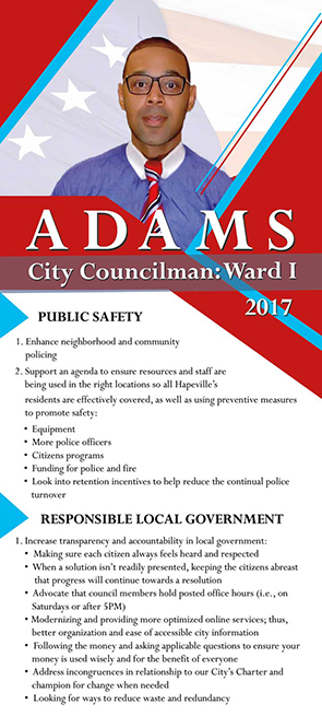city council palm card example